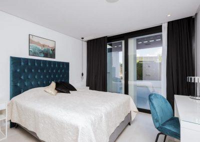 Bedroom #2 at Villa Tucan, Nueva Andalucía