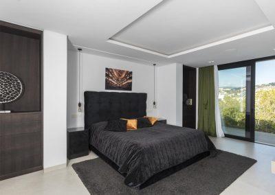 Bedroom #3 at Villa Tucan, Nueva Andalucía