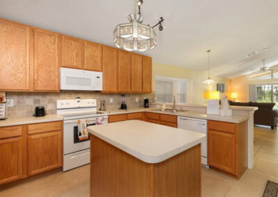 The kitchen at Watersong Resort 50, Davenport