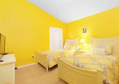 Bedroom #4 at Watersong Resort 50, Davenport