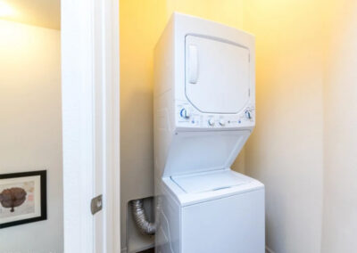 The laundry room at West Lucaya Village 17, Kissimmee