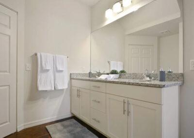 Bedroom #1 en-suite at West Lucaya Village 5, Kissimmee, Orlando