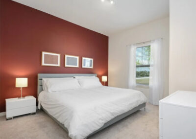 Bedroom #2 at West Lucaya Village 5, Kissimmee, Orlando