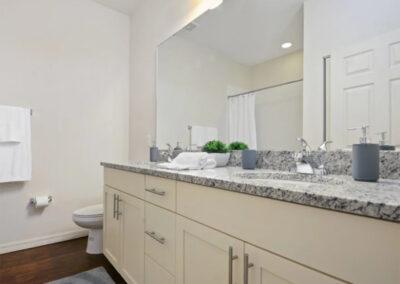 The bathroom at West Lucaya Village 5, Kissimmee, Orlando
