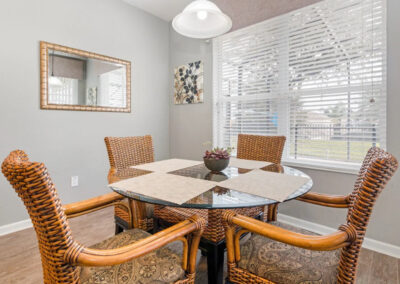 The dining area at Windsor Hills Resort 382, Kissimmee