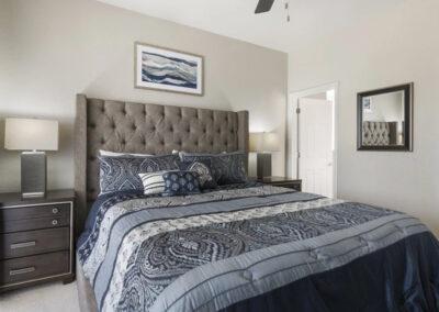 Bedroom #1 at Windsor Hills Resort 382, Kissimmee