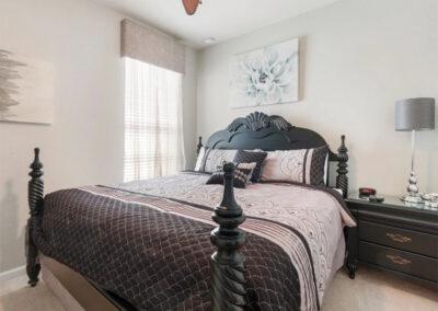 Bedroom #2 at Windsor Hills Resort 382, Kissimmee
