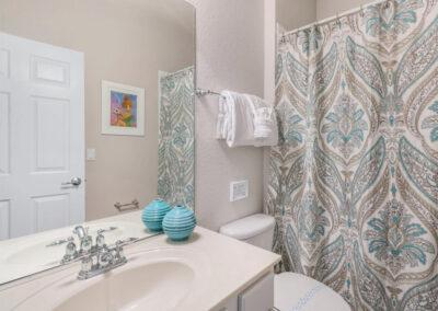 Bedroom #2 en-suite at Windsor Hills Resort 382, Kissimmee