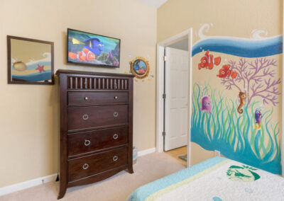 Bedroom #4 at Windsor Hills Resort 382, Kissimmee