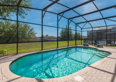 The swimming pool at Windsor Hills Resort 382, Kissimmee