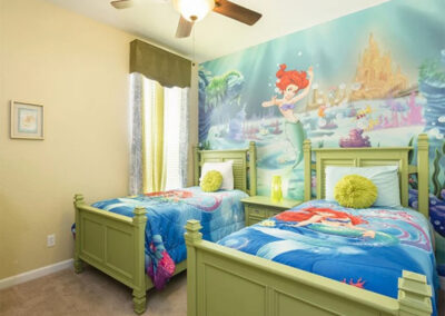 Bedroom #4 at Windsor Hills Resort 515, Kissimmee