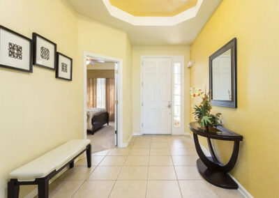The entrance area at Windsor Hills Resort 515, Kissimmee