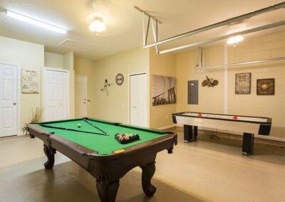 The games room at Windsor Hills Resort 515, Kissimmee