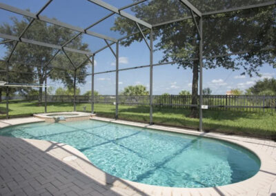 The swimming pool at Windsor Hills Resort 515, Kissimmee
