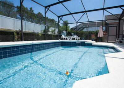 The swimming pool at Windsor Palms Resort 21, Kissimmee, Orlando