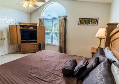 Bedroom #3 at Windsor Palms Resort 6, Kissimmee