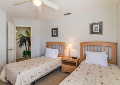 Bedroom #4 at Windsor Palms Resort 6, Kissimmee