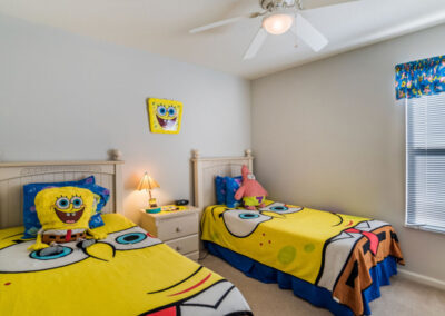 Bedroom #5 at Windsor Palms Resort 6, Kissimmee