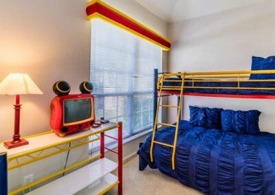 Bedroom #6 at Windsor Palms Resort 6, Kissimmee