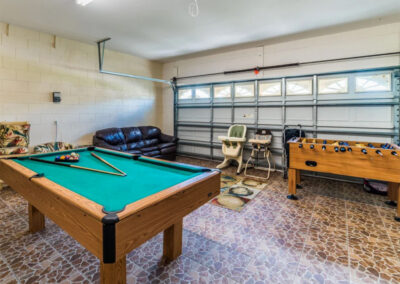 The games room at Windsor Palms Resort 6, Kissimmee