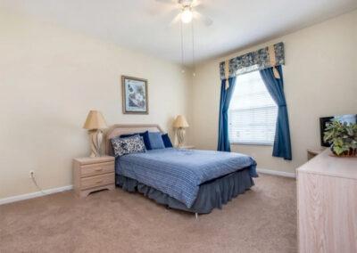 Bedroom #2 at Windsor Palms Resort 60, Kissimmee, Orlando